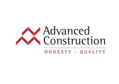 Advanced Construction logo