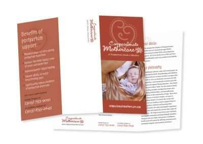 CMC tri-fold brochure