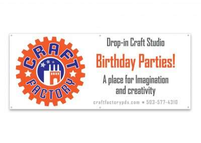 Craft Factory banner