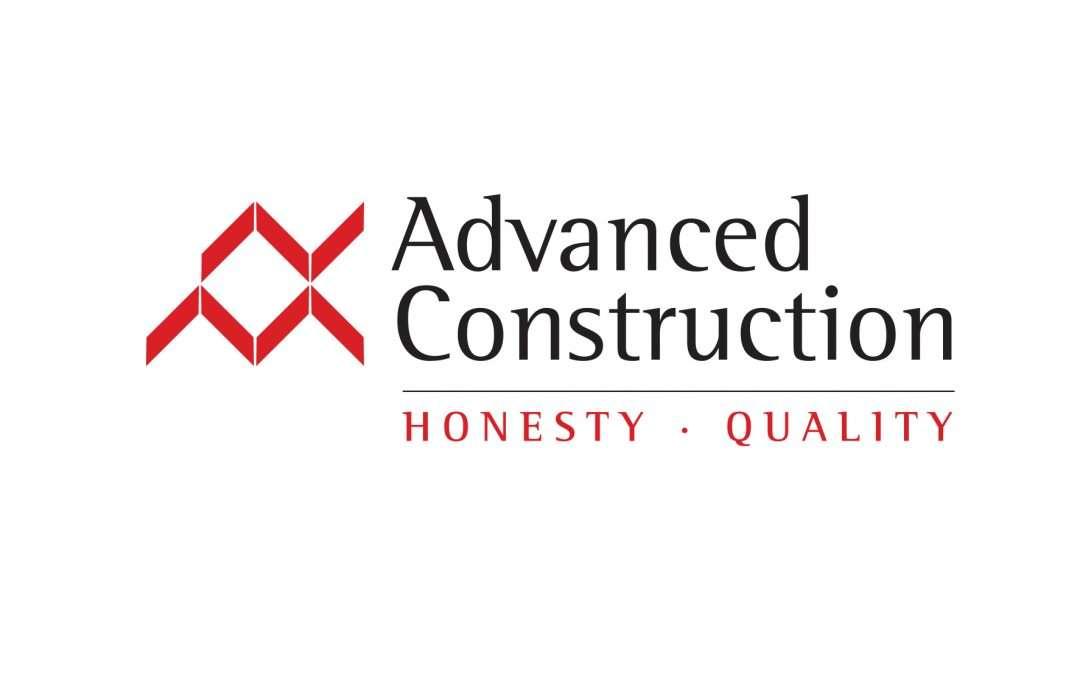 Advanced Construction logo