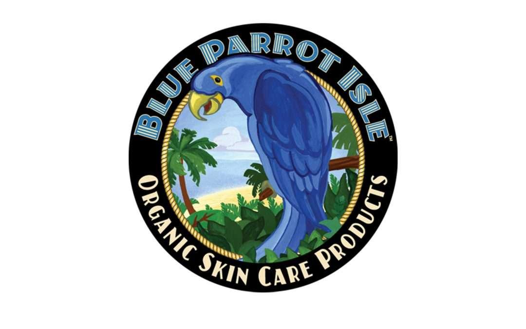 Blue Parrot Isle logo