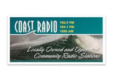 Coast Radio banner