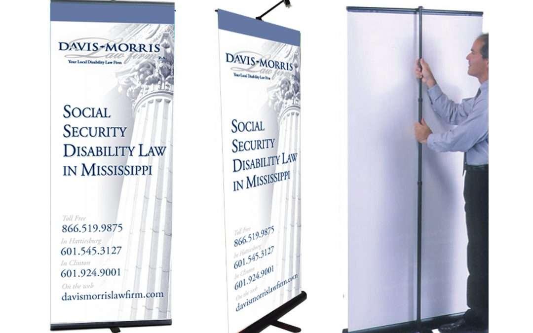 Davis-Morris banner