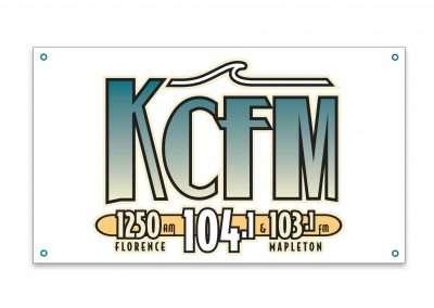 KCFM banner