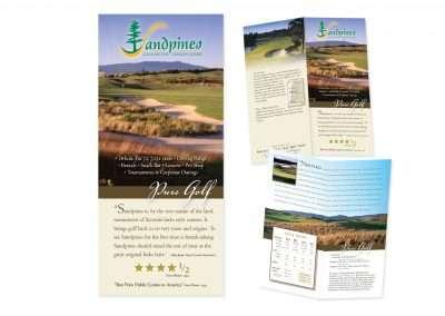 Sandpines brochure